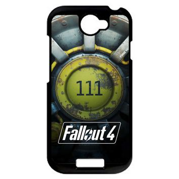 Fallout 4 Vault HTC One S Case