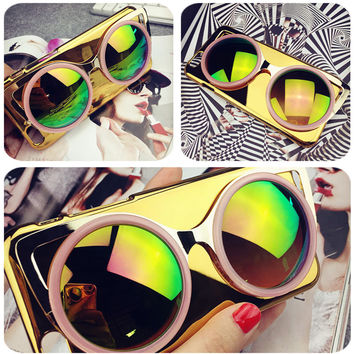 Sun Glasses Style Phone Case Cover for iPhone 6S & iPhone 6S Plus