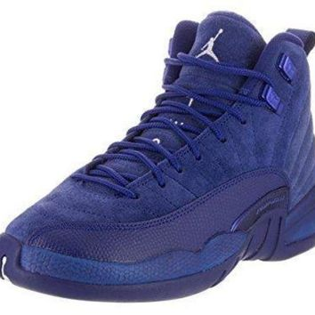 Nike Jordan Kids Air Jordan 12 Retro Bg Basketball Shoe