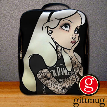 Disney Punk Princess Backpack for Student