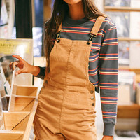 Barrymore Shorts Overalls - Light Tan