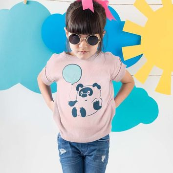 Winnie Pooh Russian Style T-shirt (Toddler)
