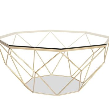 Allura Glass Coffee Table