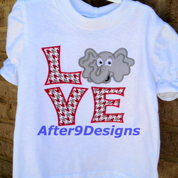 Alabama Elephant Love (Can be in several other teams also)