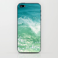 Nature of the sea... iPhone & iPod Skin by Lisa Argyropoulos