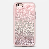 Girly Pink Snowfall iPhone 6s case by Lisa Argyropoulos   Casetify