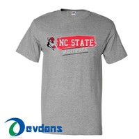 NC State Wolfpack T Shirt Women And Men Size S To 3XL