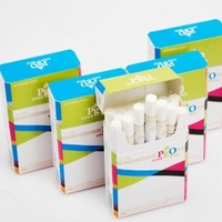 PgO Herbal Cigarettes: 100% Artemisia - no tobacco, no nicotine, no chemicals, all natural