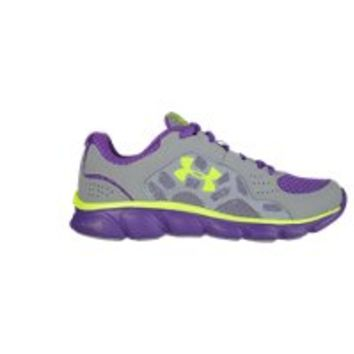 Under Armour Girls' Grade School UA Micro G Assert IV Running Shoes