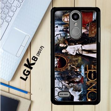 Once Upon A Time Wallpaper Y0852 LG K8 2017 / LG Aristo / LG Risio 2 / LG Fortune / LG Phoenix 3 Case