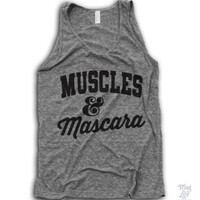 Muscles And Mascara