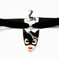 Killa Cat Woman Choker