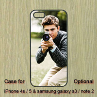 Zac Efron -- iphone 5 case , iphone 4S case , Samsung Galaxy S3 case , Galaxy note 2  case