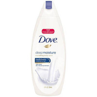 DOVE® Deep Moisture Body Wash 12oz
