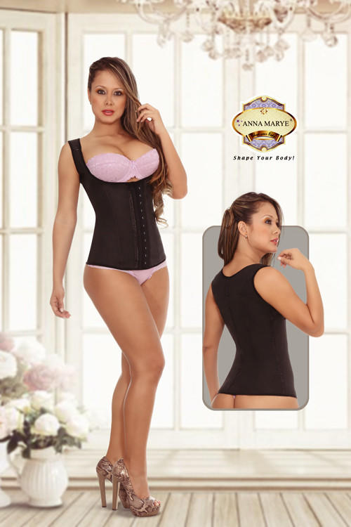 Latex Vest Cincher By Anna Marye From Chiseled Lux