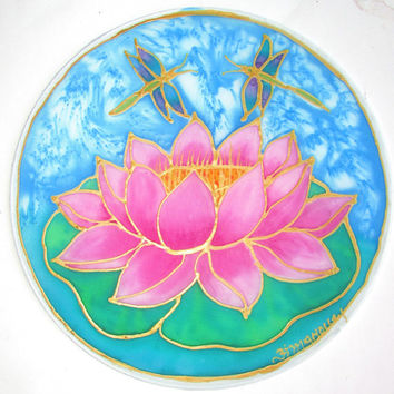 mandala, Pink Lotus, mandala art, lotus art, yoga art, meditation art, metaphysical art, spiritual art, new age art, reiki art, energy art