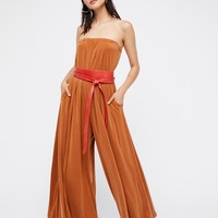 Free People Heiress Jumpsuit