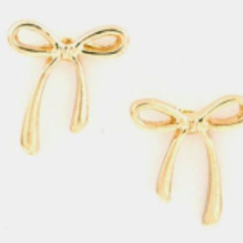 Belles and Bows Earrings