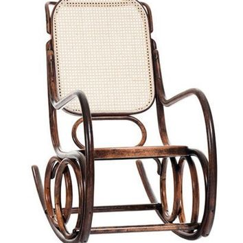 Michael Thonet Dondolo Rocking Chair
