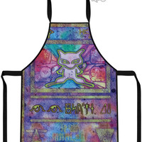 Ancient Mew Cooking Apron