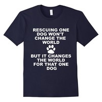 Shelter Dog Shirt | Dog Lover Shirt | Dog Rescue Gifts