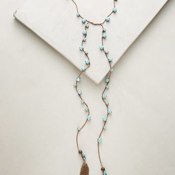 Corinna Lariat Necklace