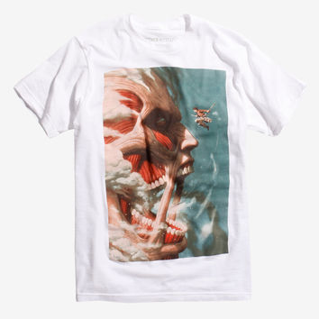 Attack On Titan Anthology Paolo Rivera T-Shirt