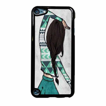 Best Friends Girls A iPod Touch 5th Generation Case
