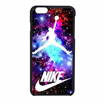 Jordan Nebula Galaxy Nike iPhone 6 Case