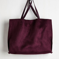 Minimal Tangoed Up in You Bag by ModCloth