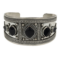 Freedom Found Engraved Cuff - Topshop