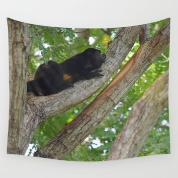 Monkey Wall Tapestry by UMe Images