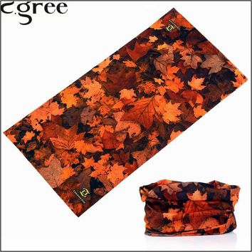 C.gree Camouflage Bicycle Multi Functional Bandana hijab Headband Seamless Tubular Face Mask Magic Flower Tube Ring Scarf 51