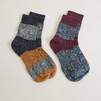 DAYTRIP TWO PACK SOCKS