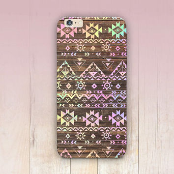 Tribal Wood Print Phone Case- iPhone 6 Case- iPhone 5 Case - iPhone 4 Case - Samsung S4 Case - iPhone 5C - Tough Case - Matte Case - Samsung