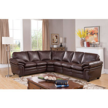Taglio - Wessex II Top Grain Leather Sectional