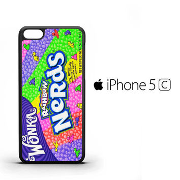 Rainbow Nerds Wonka Colourful Candy Sweets Jujups A1488 iPhone 5C Case
