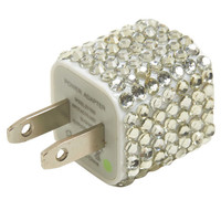 Bling USB Wall Charger | Wet Seal