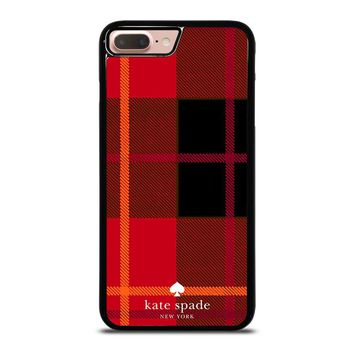KATE SPADE NEW YORK RED iPhone 8 Plus Case