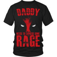 Daddy Needs To Express Some Rage LIMITED EDITION