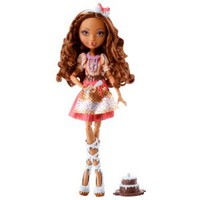 Ever After High Sugar Coated Cedar Wood Doll