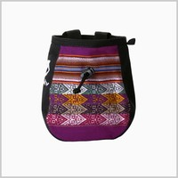 Evolv Andes Chalk Bag (Fuchsia)