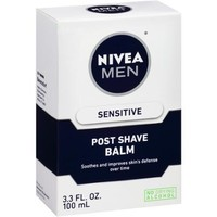 NIVEA FOR MEN SENSITIVE SKIN AFTER SHAVE EXTRA SOOTHING BALM 3.3OZ
