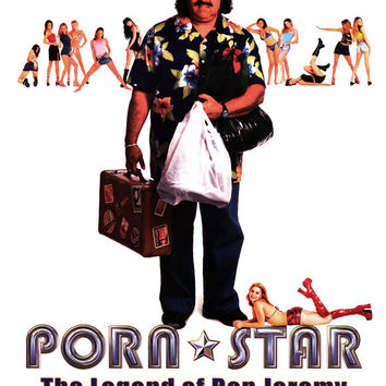Porn Star: The Legend of Ron Jeremy 11x17 Movie Poster (2001)