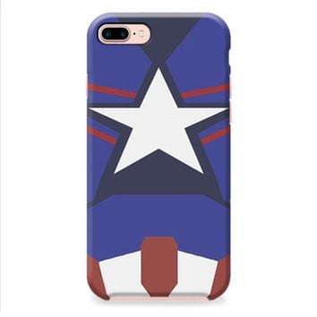Captain America Age of Ultron New Costume iPhone 8 | iPhone 8 Plus Case