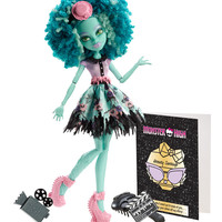 MONSTER HIGH® Frights, Camera, Action!™ Hauntlywood - Honey Swamp™ Doll - Shop Monster High Doll Accessories, Playsets & Toys | Monster High