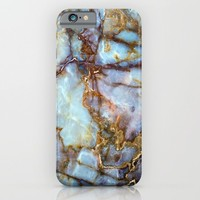 Marble iPhone & iPod Case by Patterns And Textures