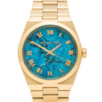 Michael Kors Hawthorne Watch in Gold