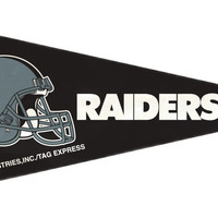 Oakland Raiders Mini Pennants - 8 Piece Set