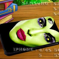 Maleficent Angelina Jolie Vintage - For iphone 4 iphone 5 samsung galaxy s4 / s3 / s2 Case Or Cover Phone.